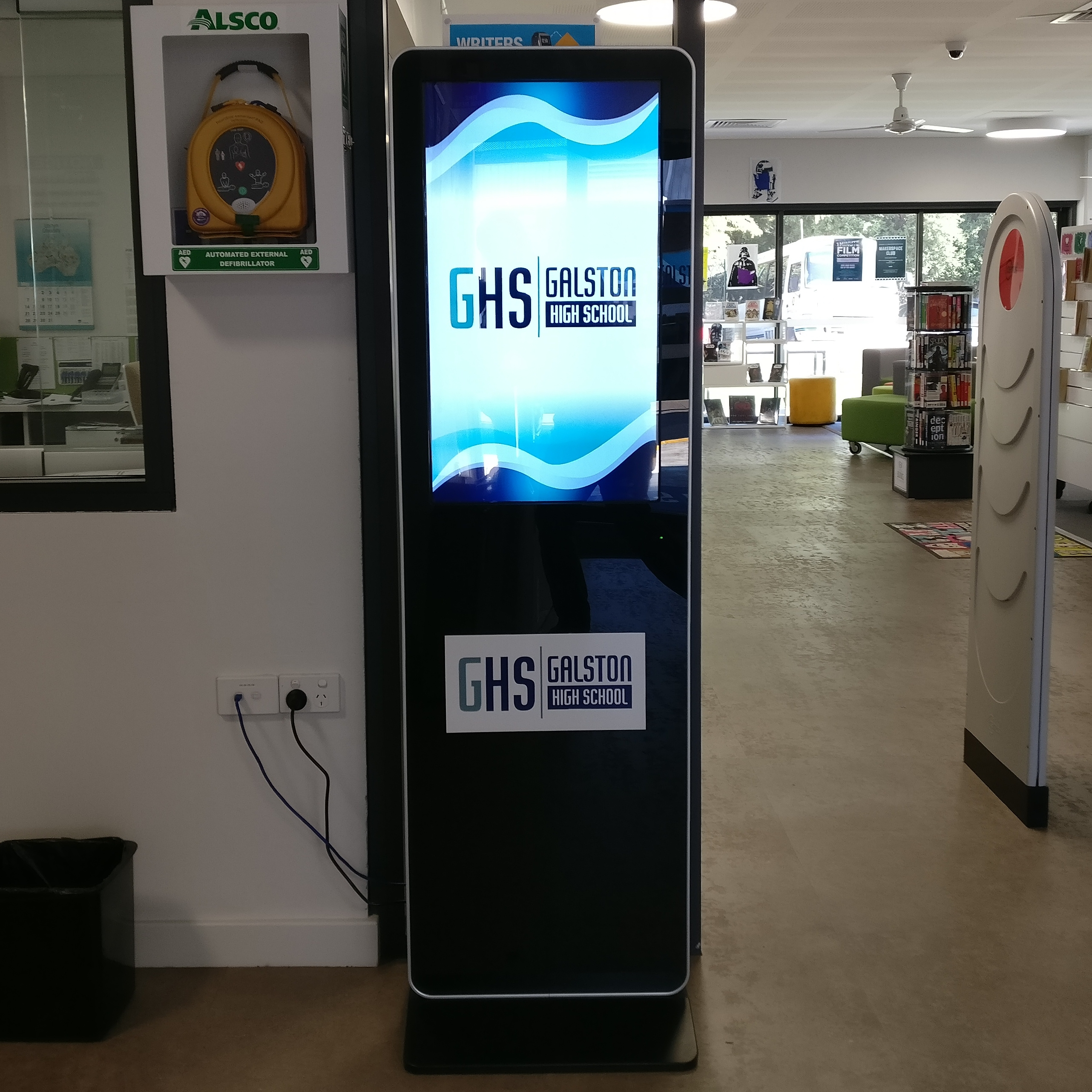 LCD Signs For Clubs - Signs by Signpac