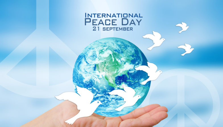 celebrating international day of peace in schools