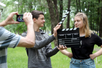 marketing school fundraisers with video